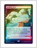 1x Foil Scalding Tarn, Zendikar Rising Expedition, Magic MTG