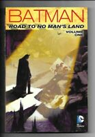 Batman The Road to No Man's land TPb Vol 1 First print New Mint DC Gotham