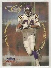 Randy Moss Minnesota Vikings 1999 Fleer Focus Glimmer Men