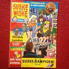 WEEKBLAD SUSKE EN WISKE : JG. ..   N° 47 1995 ( SUSKE KAMPIOEN )