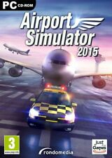 Airport Simulator 2015 Jeu PC Just for Games
