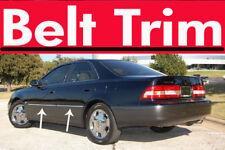 Lexus ES300 CHROME SIDE BELT TRIM DOOR MOLDING 1997 - 2001