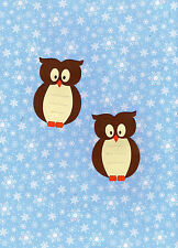 QuicKutz Friendly Old Night Owl Die Cut Embellsihments, Sizzix