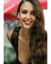 Jessica Alba signed sexy hot beautiful 8X10 photo picture poster autograph RP 2