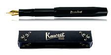 Kaweco Sport Classic Füllhalter schwarz EF (Extra Fein)