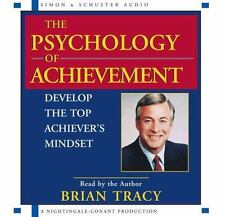 The Psychology of Achievement, Tracy, Brian
