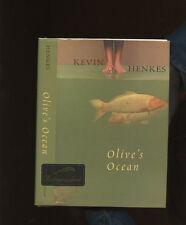 Henkes, Kevin: Olive's Ocean ** Signed ** Newbery Honor ** HB/DJ 1st/1st