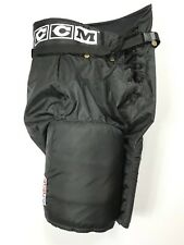 Ccm Powerline Men's Hockey Shorts Size Small Mhp60 12A S 100% Nylon Black