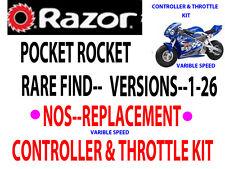 Razor PR200 POCKET ROCKET V1-26 (SPEED CONTROLLER KIT COMPLETE) *OBSOLETE