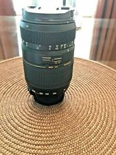 Tamron 70-300mm f/4.0-5.6 LD Di AF Lens For Nikon F mount in MINT condition!