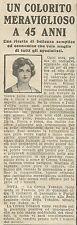 W8061 Crema TOKALON per il viso - Pubblicità 1926 - Advertising