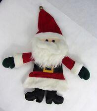 Vintage SANTA 1981 HALLMARK Stocking Cards Plush Stuff-able Christmas Claus