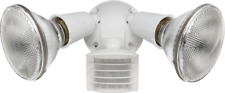 RAB Luminator Security Motion Light 300W LU300W Motion Sensor White