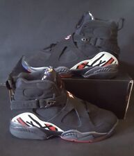 NIKE AIR JORDAN 8 VIII RETRO BLACK