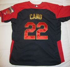 ROBINSON CANO AUTOGRAPH SIGNED REPLICA 2014 MLB ALL STAR GAME JERSEY COA