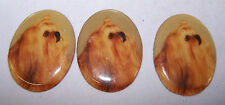 3 Maltese Dog Decorative Medalli 00006000 ons for Crafts Art Jewelry