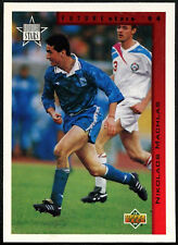 Nikolaos Machlas, Greece Future Stars #240 World Cup USA '94 (Eng/Ger) (C385)