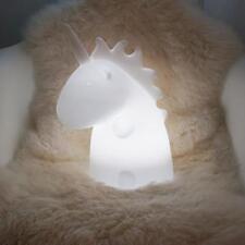 Smoko Unicorn LED Kawaii Adorable Fun Remote Lamp Multicolor Light Color Change
