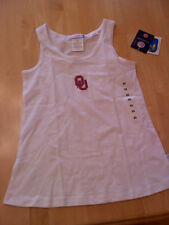 Oklahoma Sooners Girls Tank Top NWT 6X
