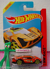 Case G/H 2014 i Hot Wheels SUPER BLITZEN #163✿Orange/Black; 4✿Track Aces