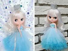 Middle Blythe Iris Linnea Doll Box Set - Takara Tomy  #478676 , h#3ok