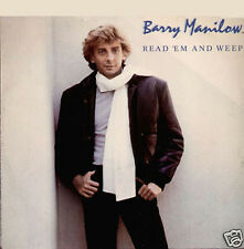 BARRY MANILOW - Read Em And Pleurez - Arista