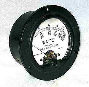Bird 43P Replacement Meter Kit RPK2080-002 Bird OEM USA (New)