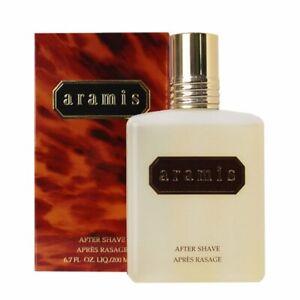 ARAMIS AFTER SHAVE 6.7 oz / 200 ml NIB Plastic Case