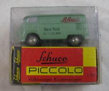 Green Schuco Piccolo VW T1 American Toy Fair 2001