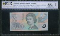 "/""New Zealand $20 P186/""GraemeWheeler/""SUPERB GEM UNC Single Banknote/"""
