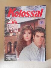 KOLOSSAL n°282 1993 Rivista di Fotoromanzo edizioni LANCIO [G779]