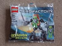 LEGO - HERO FACTORY ( SET 40116 - HERO ROBOT - INVASION FROM BELOW ) BRAND NEW
