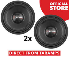 """2x 7Driver 8"""" MB 400S 4 Ohm Speaker 200W RMS by Taramps Direct From Taramps"""