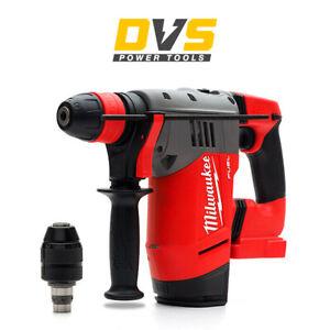 Milwaukee M18CHPX-0 18v Li-Ion Fuel High Performance SDS Plus Hammer Drill Body
