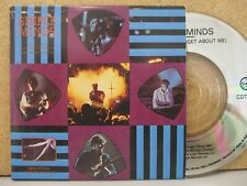 """Simple Minds- Don't You Forget About Me 3"""" MINI CD SINGLE (1988) Breakfast Club"""