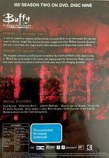 Buffy The Vampire Slayer Season 2 Episodes 1.21, 1.22
