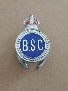 Obsolete Bristol special constable badge