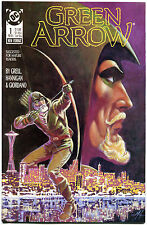 GREEN ARROW #1 2 3 4 5 6 7 8 9 10-85, +Ann #1-3,+ Ann 1991 #1, VF/NM,1988,89 iss