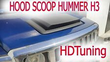 Hood scoop for H3, H3t