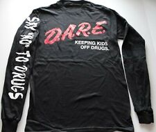 Dare D.A.R.E. Keeping Kids Off Drugs Say No To Drugs Long Sleeve T-Shirt