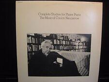 Conlon Nancarrow - Complete Studies for Player Piano - 1750 Arch Records S-1768