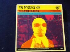THE INVISIBLE MAN UNIVERSAL 8 :SUPER 8 SOUND