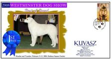 W/M 2008 Dog Show Best of Breed Cover, Kuvasz