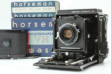 Emballé Horseman Vh Caméra à Film 120mm F/5.6 8EXP 6x9 Rouleau Film Support Fck