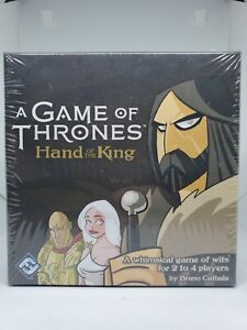 A Game of Thrones Card Game: Hand of the King Age Brand New, Sealed