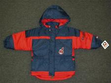 Cleveland Indians youth sz 6 Jacket Coat LAST1 MINT w Tags nwt NEW kids winter