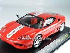 Hot Wheels Ferrari 575 GTC en rojo 1:38 embalaje original shell con sonido