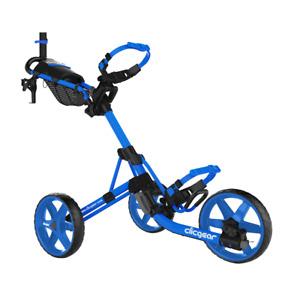 Clicgear 4.0 Matte Blue Golf Buggy