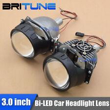 Bi-LED Projector Lens For Auto Car Headlight Retrofit H1 H4 H7 9005 9006 LED