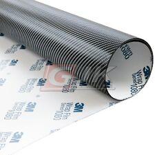 3M 1080 Pellicola in vinile fibra carbonio nero CF12 30x75cm